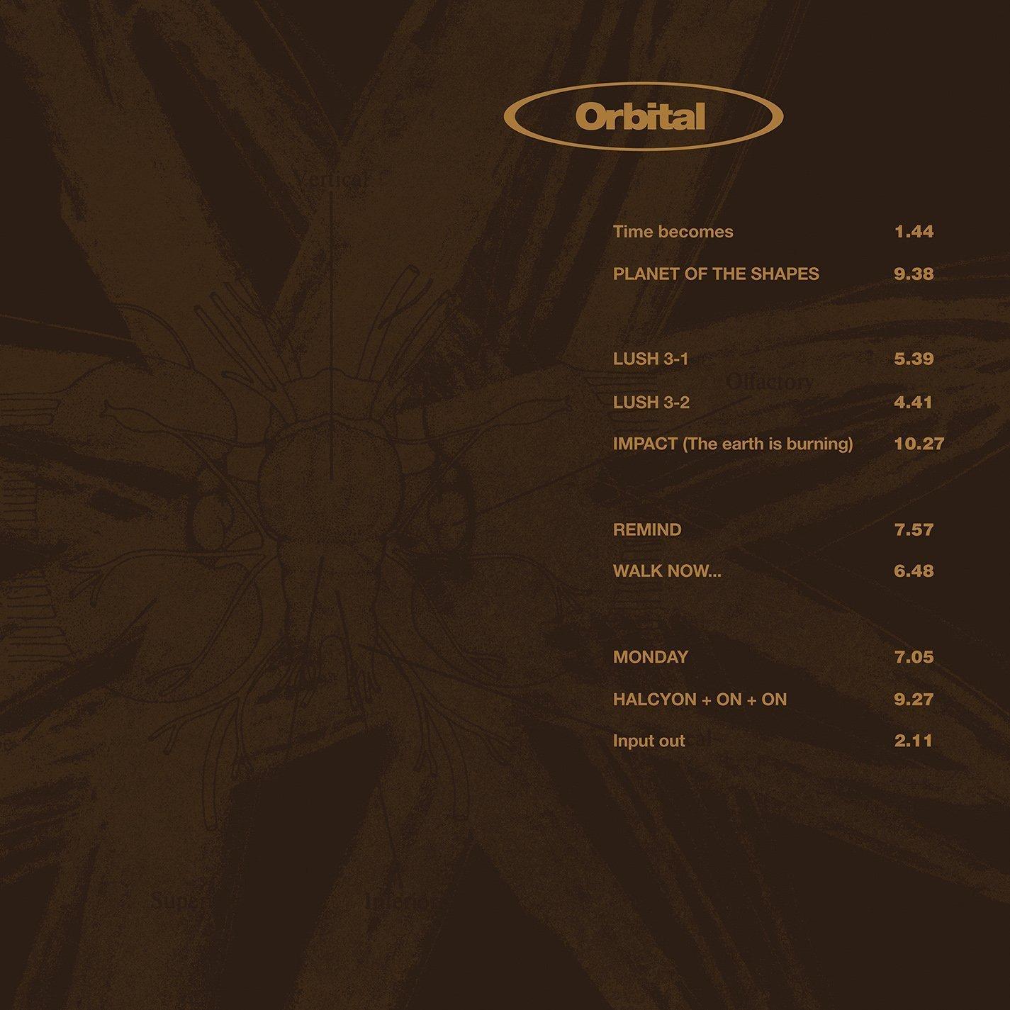 Orbital от iCover