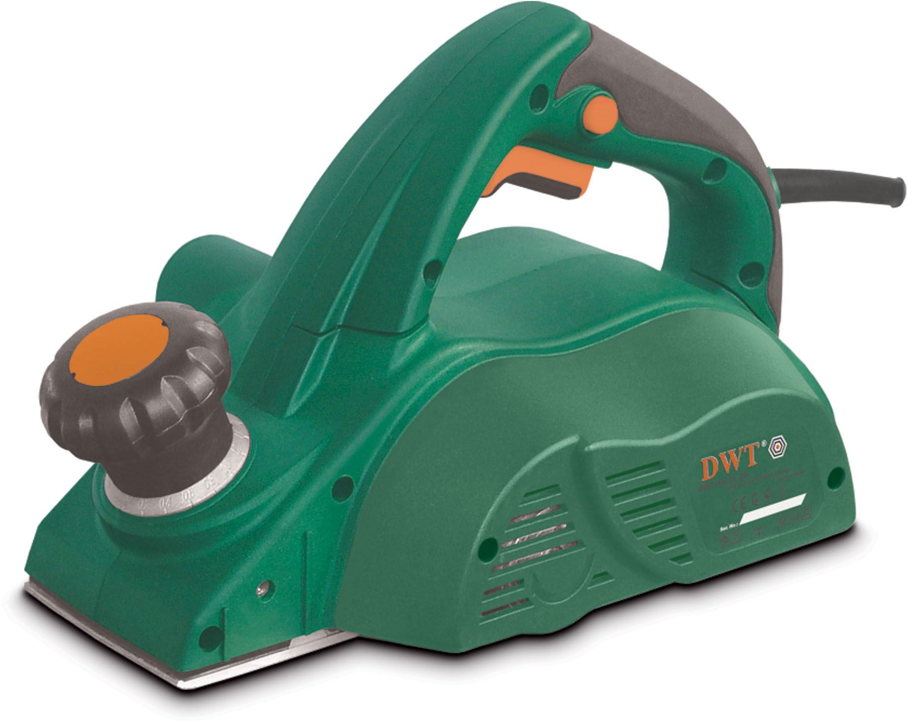 DWT HB03-82 - электрический рубанок (Green) от iCover