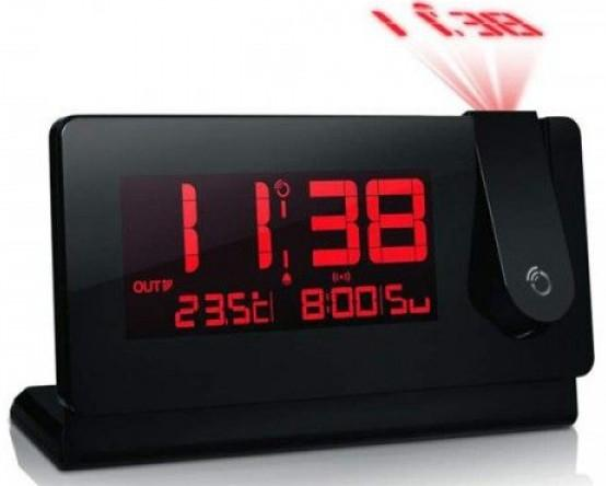 Oregon Scientific RMR391P - проекционные часы (Black) канцелярия