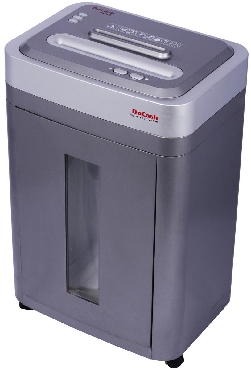 DoCash 6403 C (6591) - шредер (Grey) docash r1 602 04 cr