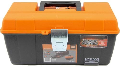 Bahco PTB201390 - ящик для инструментов (Black/Orange)Ящики для инструментов<br>Ящик для инструментов<br>