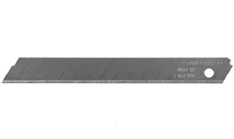 Stanley (0-11-300) - лезвие с отламывающимися сегментами 9 мм