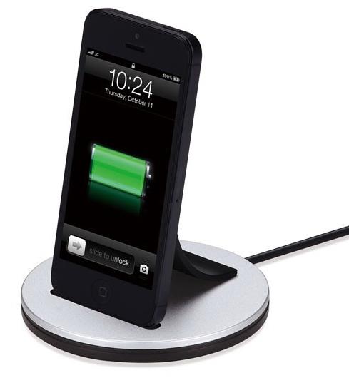 AluBoltДок-станции и держатели для iPhone и iPad<br>Док-станция<br>