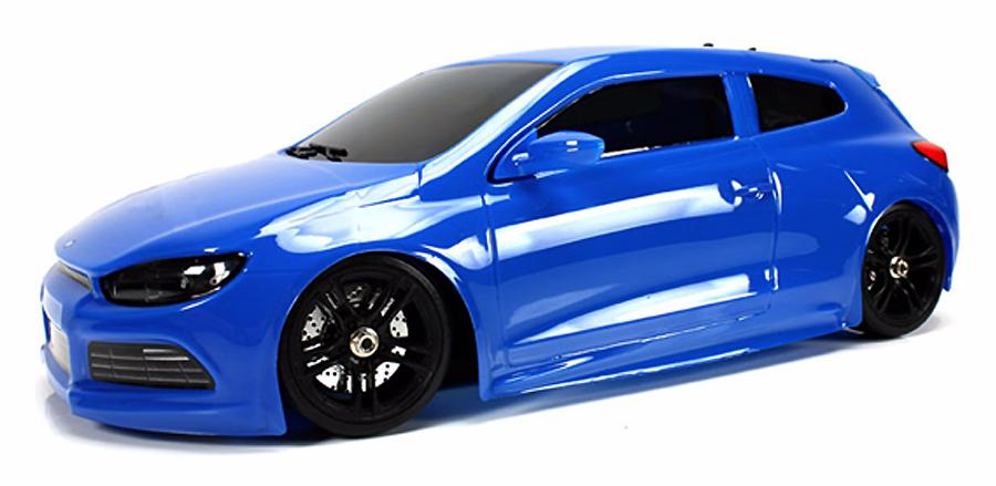 Team Magic E4D SRC 1:10 - радиоуправляемый автомобиль (Blue)
