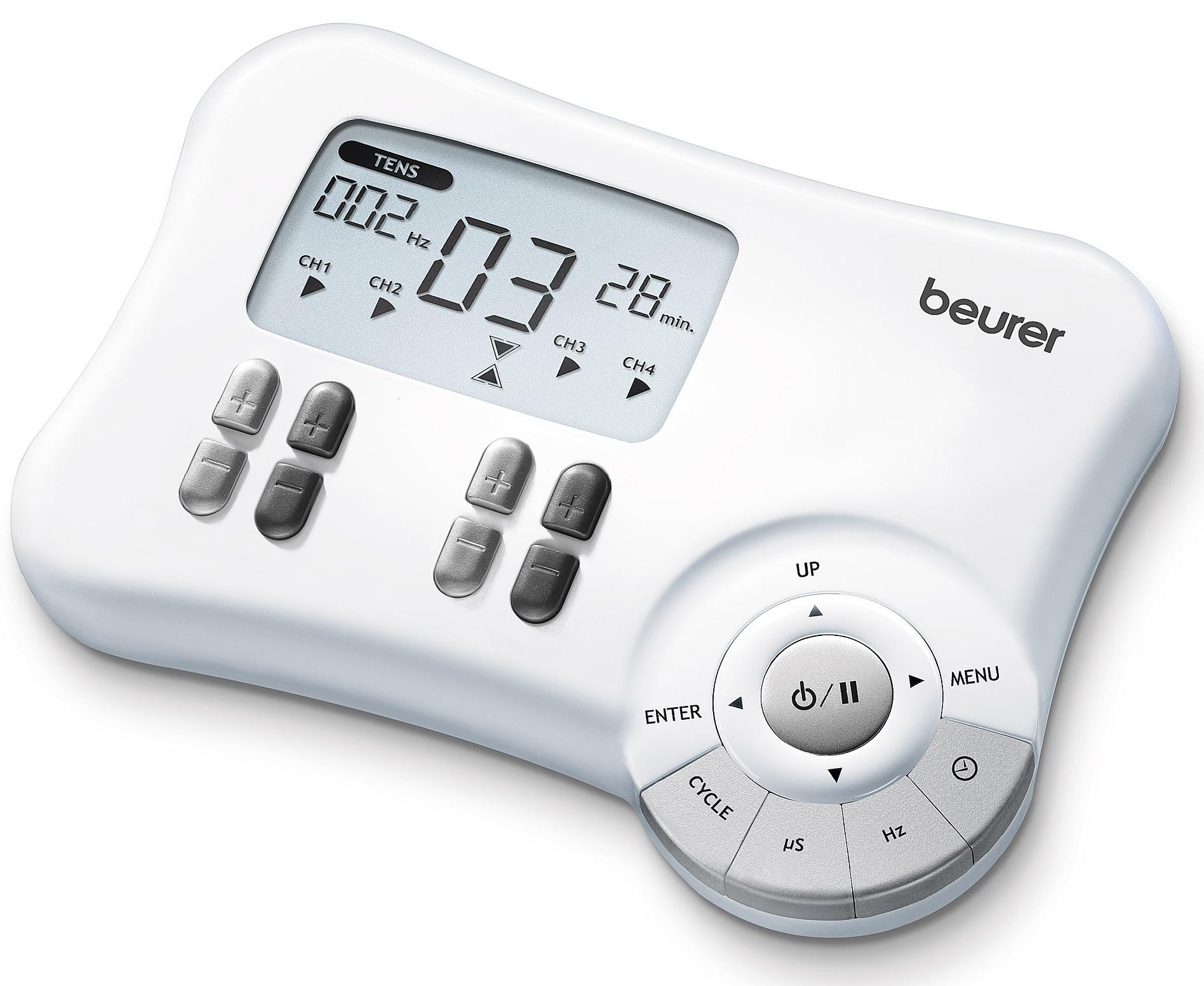 Beurer EM 80 - тренажер-электростимулятор (White)