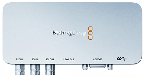 Blackmagic UltraStudio SDI