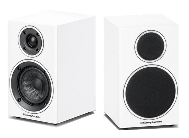 Wharfedale Diamond 210 - полочная акустическая система (White)