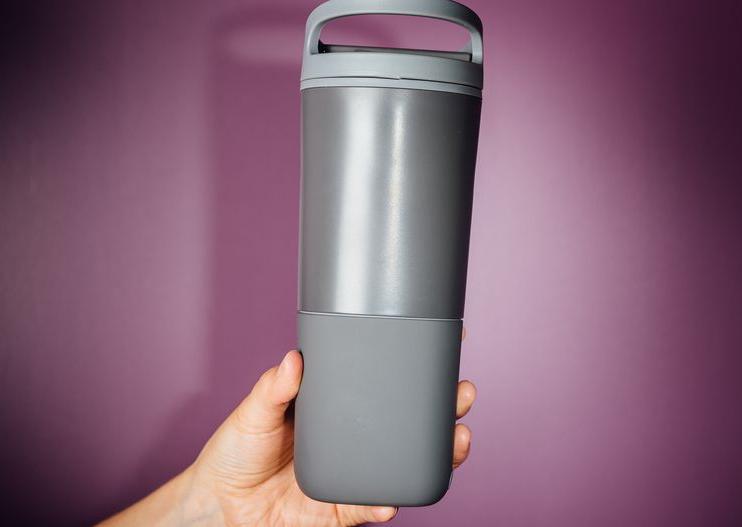 Умная бутылка Ozmo Active (Grey)