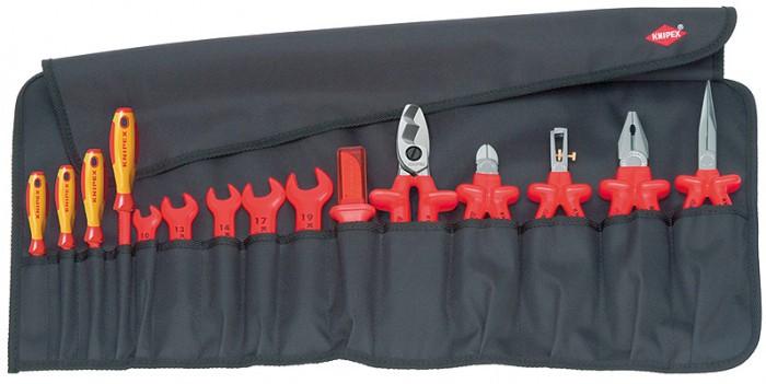 Knipex 1000V 989913 - набор инструментов (Black)