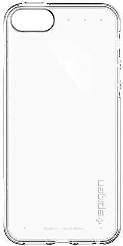 Чехол Spigen Liquid Armor (041CS20247) для iPhone 5/5s/SE (Crystal Clear)