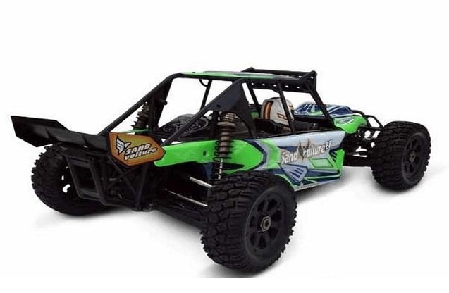 Полноприводный внедорожный электромобиль HSP Sand Vulture Brushless 4WD