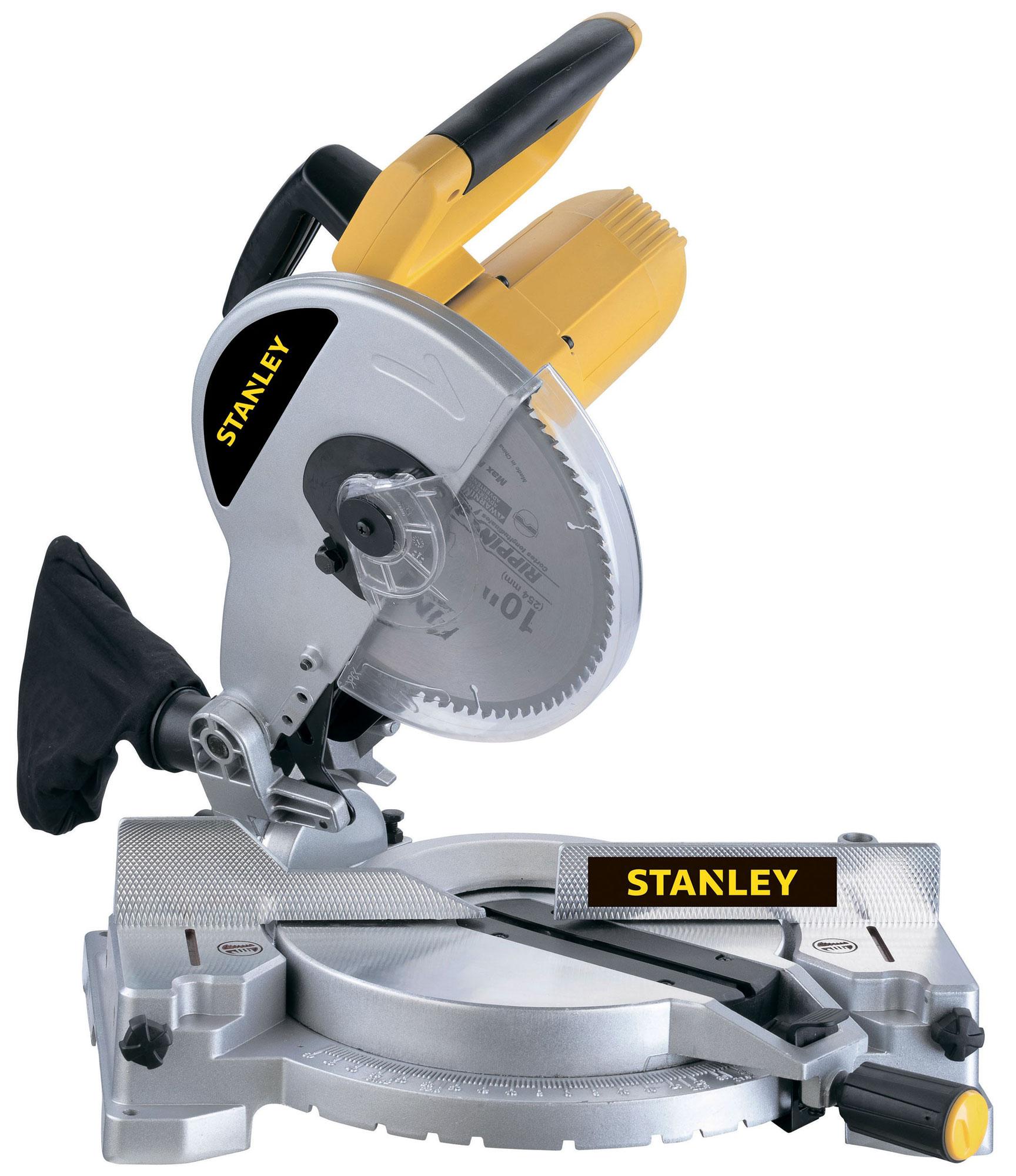 Stanley STSM1510-RU - торцовочная пила (Yellow)