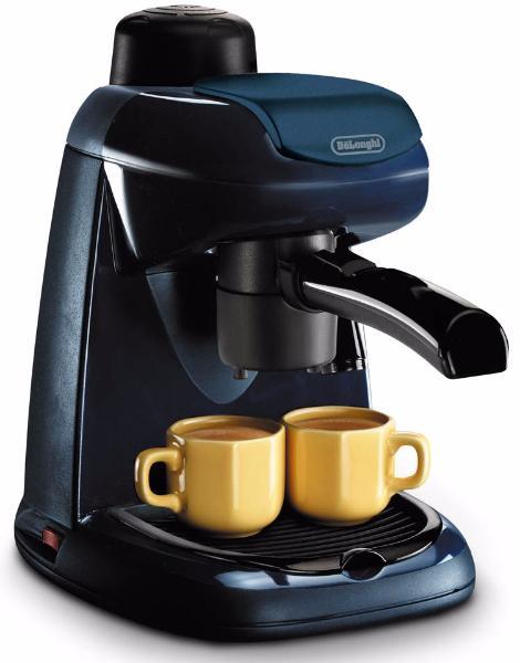 Delonghi EC 5 - бойлерная кофеварка (Blue)