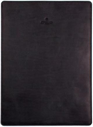 Stoneguard 511 (SG5110504) - кожаный чехол для MacBook 12 (Black)