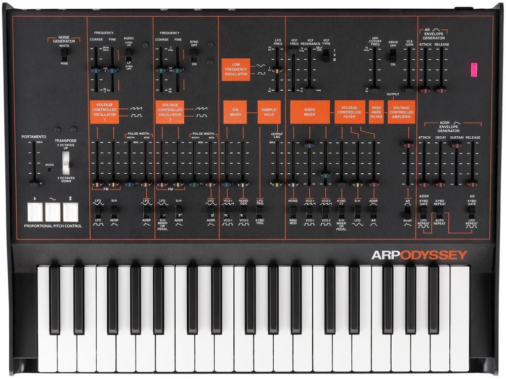 ARP OdysseyМузыкальные инструменты<br>Cинтезатор<br>