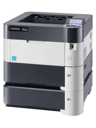 Kyocera FS-4100DN (1102MT3NL1) - �������� ������� (Black/White)
