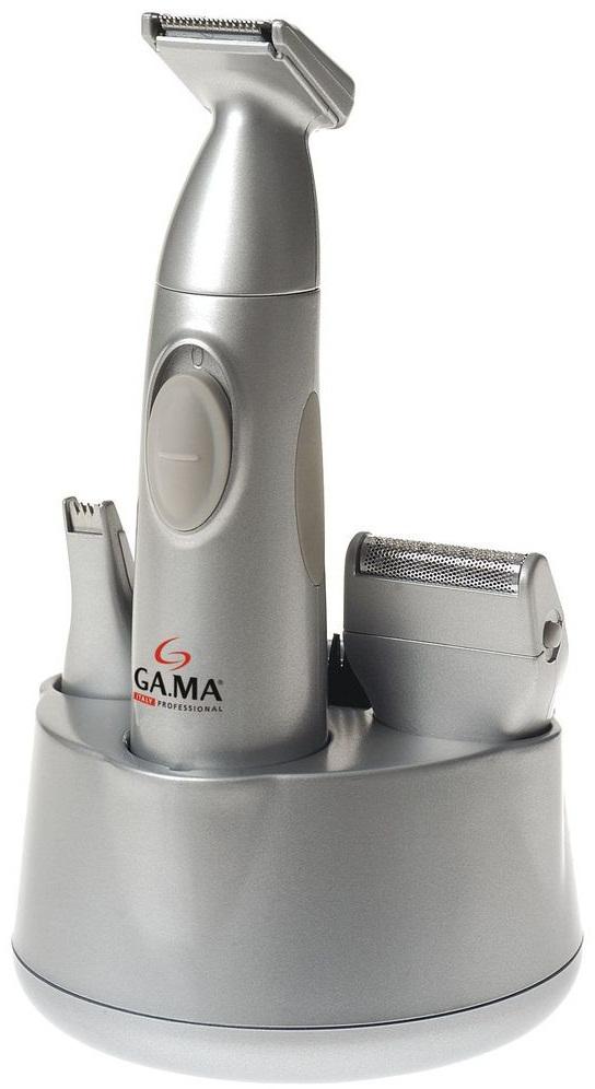 Набор для стрижки GA.MA T21.6IN1 - набор для стрижки (Silver)