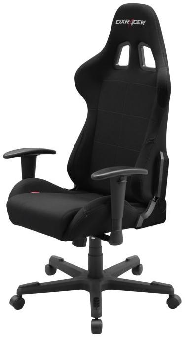 DXRacer OH/FD01/N - компьютерное кресло (Black)