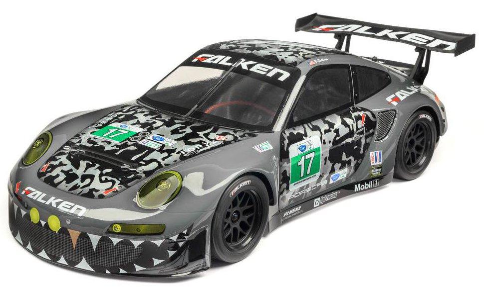HPI RS4 Sport 3 4WD 1:10 - радиоуправляемый автомобиль (Grey)