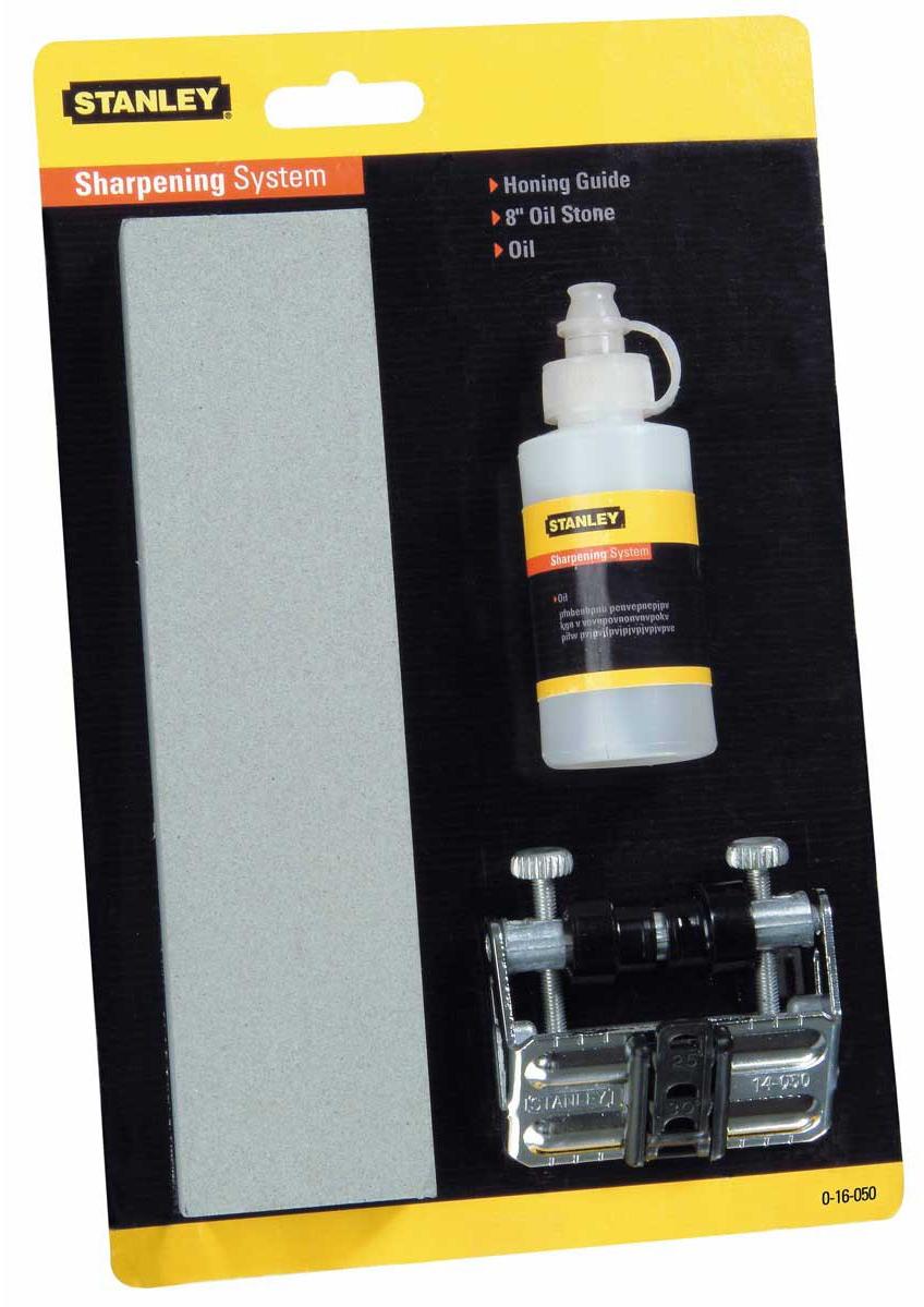 Stanley 0-16-050 - набор для заточки стамесок (Black/Yellow)  цены