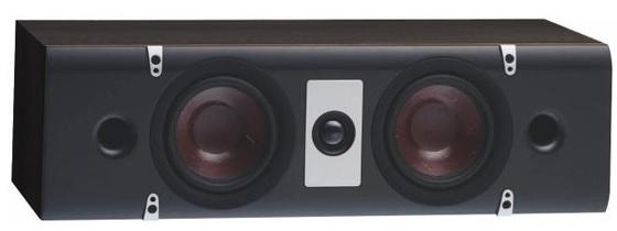 Dali Lektor LCR (17930) - акустическая система центрального канала (Black Ash)