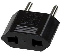 Tefal переходник сетевой US-EU (Black)Зарядные устройства для смартфонов и планшетов<br>Переходник сетевой<br>