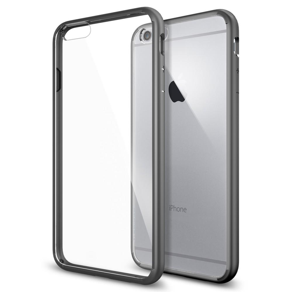 "Spigen Ultra Hybrid (SGP10896) - чехол для iPhone 6 Plus 5.5"" (Gunmetal)"