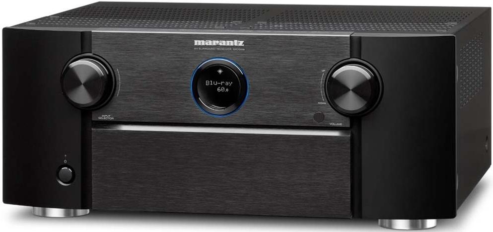 Marantz SR7009 - сетевой AV-ресивер (Black)