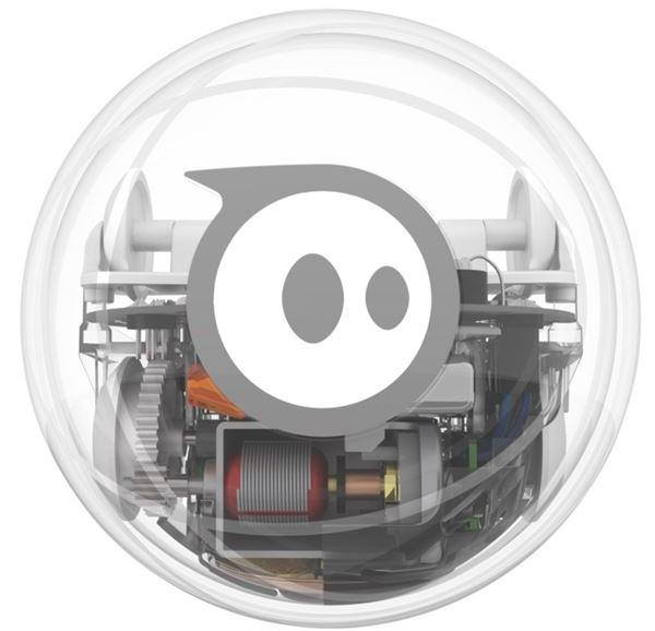 Orbotix Sphero SPRK (S003SAP) - беспроводной робот-шар (Clear)