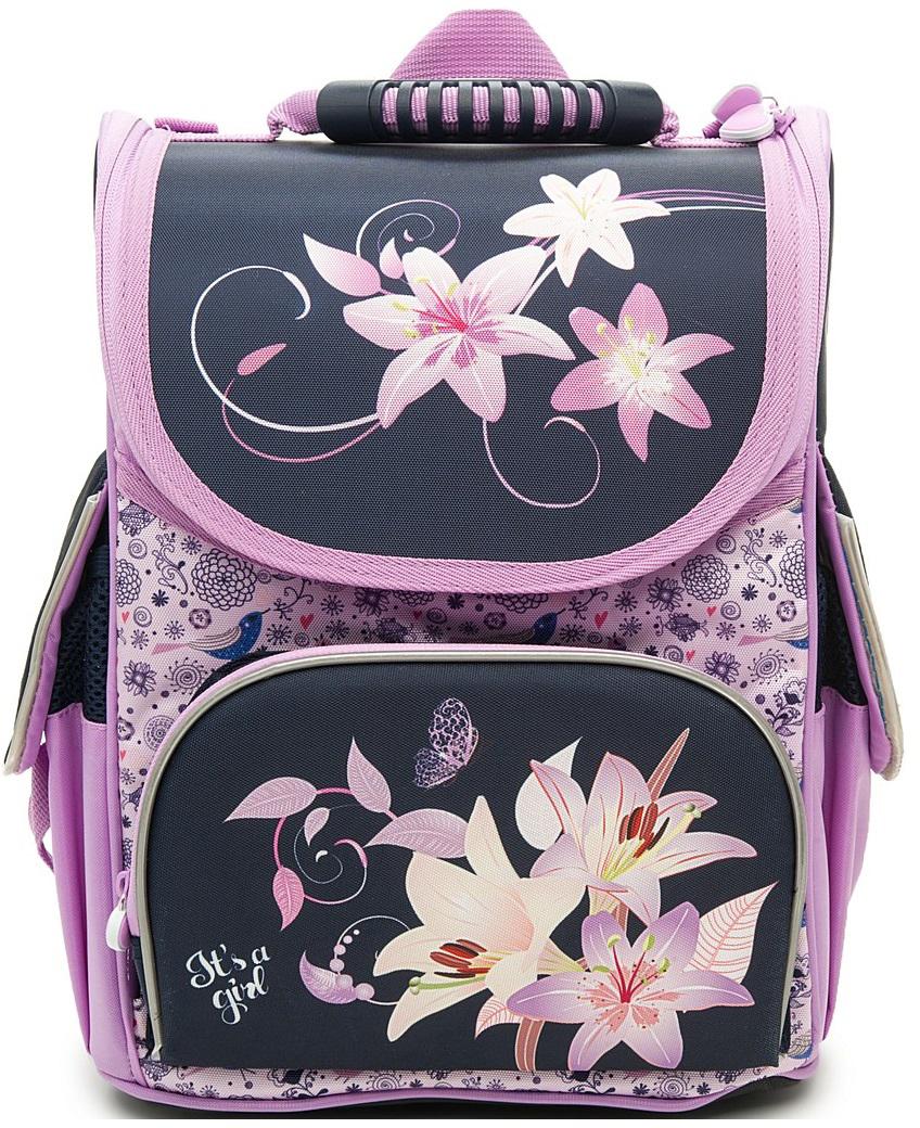 MaxiToys (MT-SW-G1) - усиленный рюкзак (Black/Pink)
