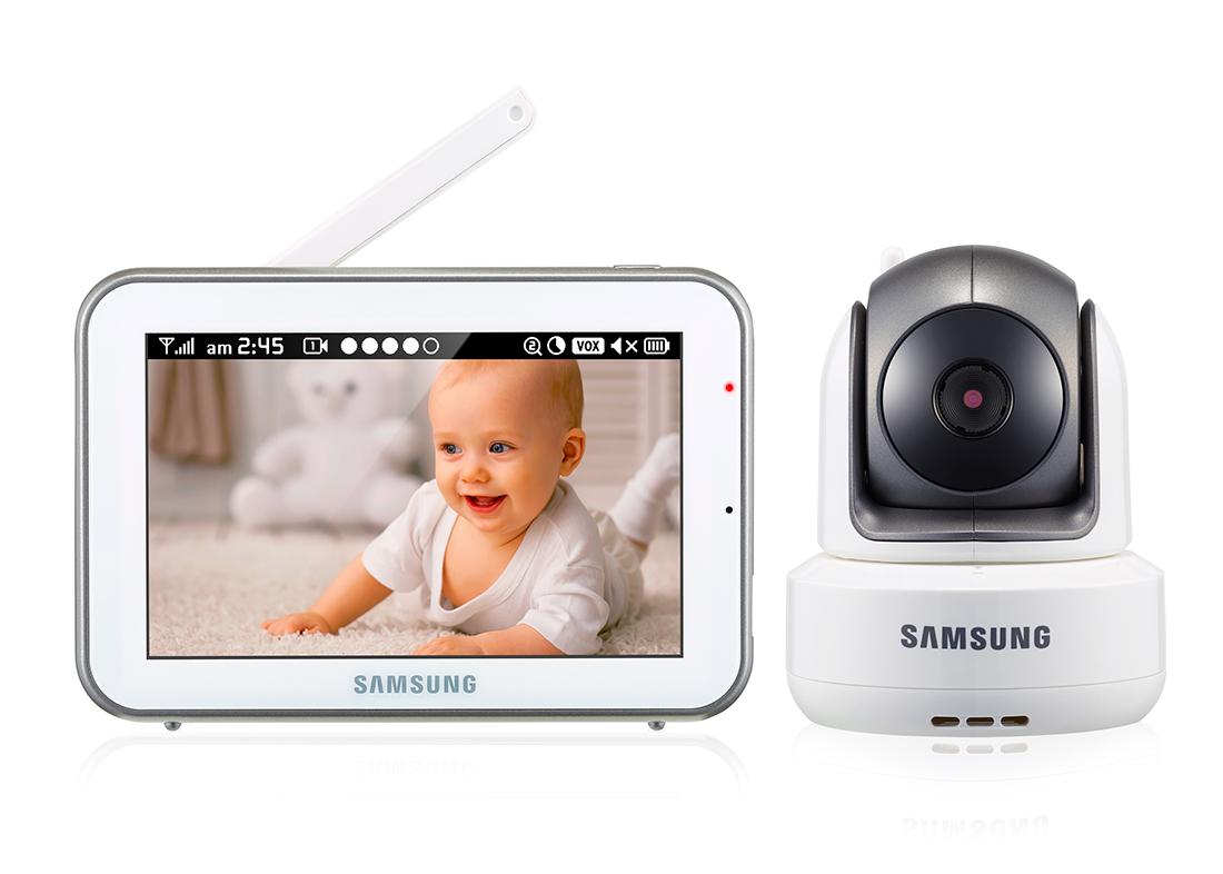 Samsung SEW-3043WP - видеоняня (White)
