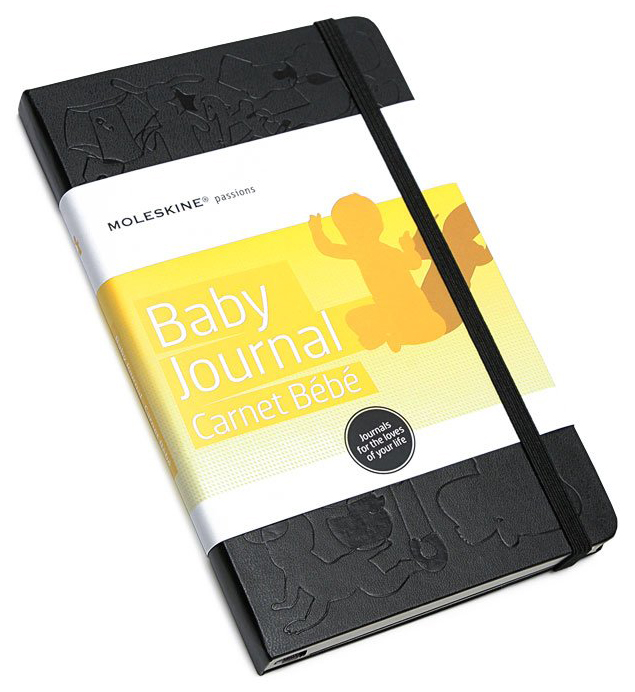Passion Baby Journal