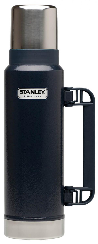 Купить Stanley Classic Hertiage Vacuum Flask 1.3L (10-01032-043) - термос для жидкости (Dark Blue)