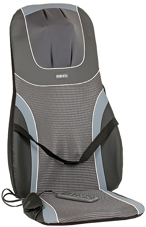HoMedics BMSC-4600H-EU - массажная накидка (Black)