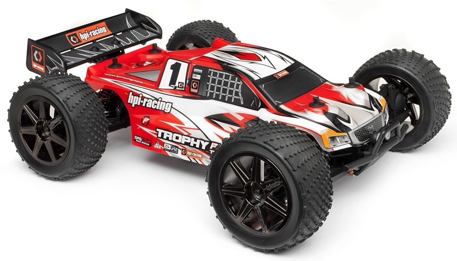 TrophyTruggy Flux Brushless