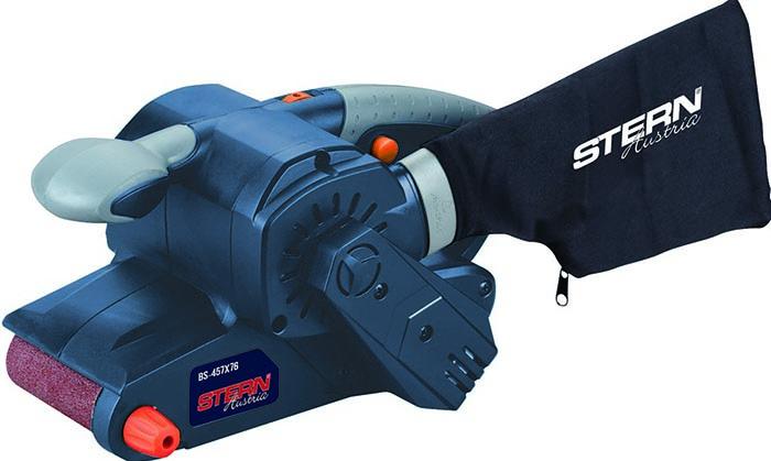 Stern BS 457x76 - ленточная шлифмашина