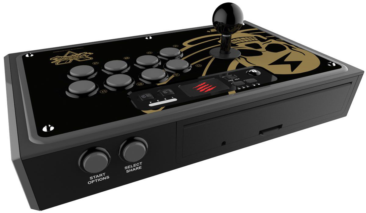 Mad Catz Street Fighter V Arcade Fightstick TES+