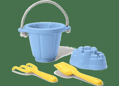 Green Toys 70876 - набор для песочницы (Blue)