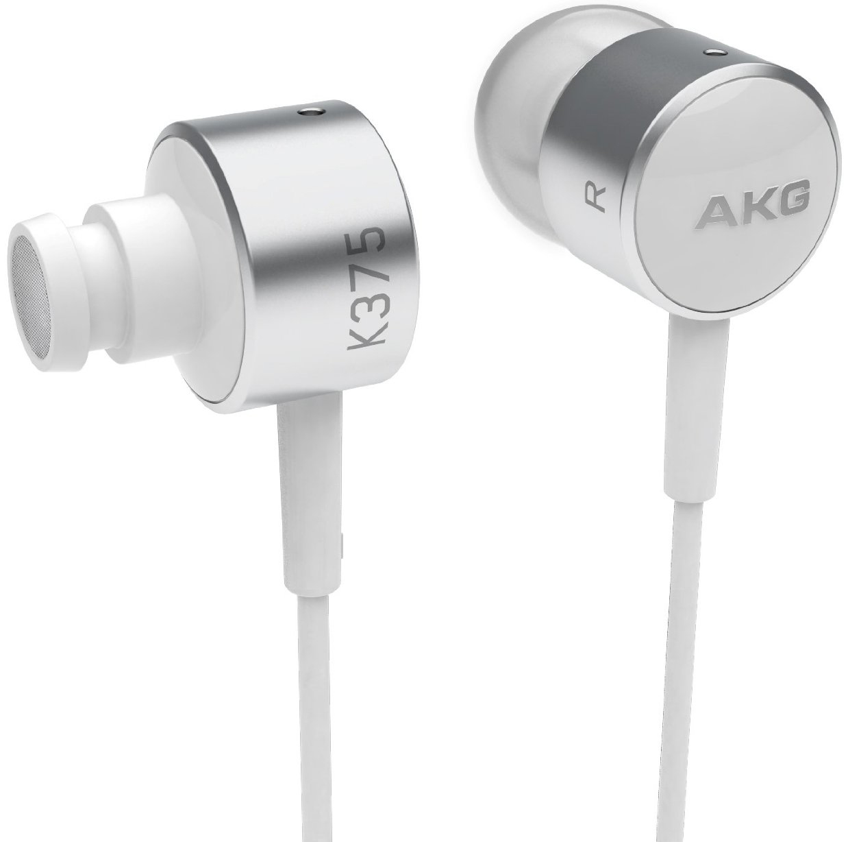 AKG K 375 - проводная гарнитура (White) от iCover