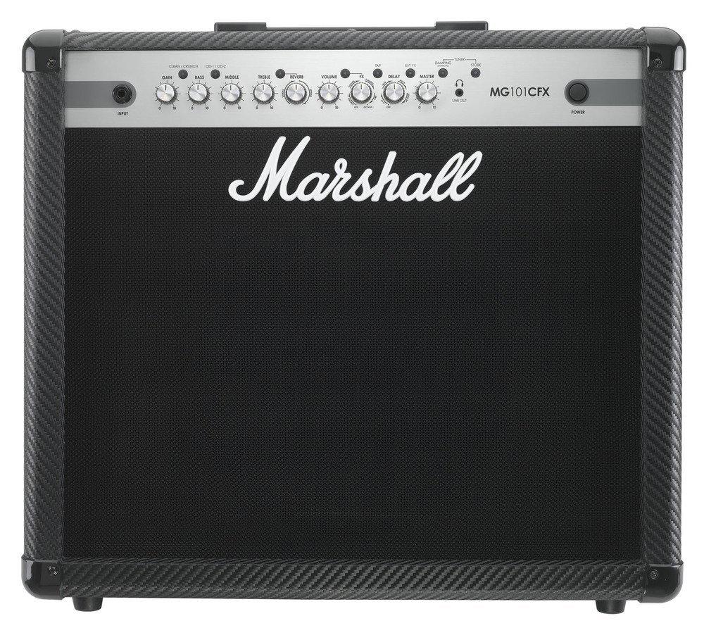 Marshall MG101CFX - гитарный комбоусилитель (Black)
