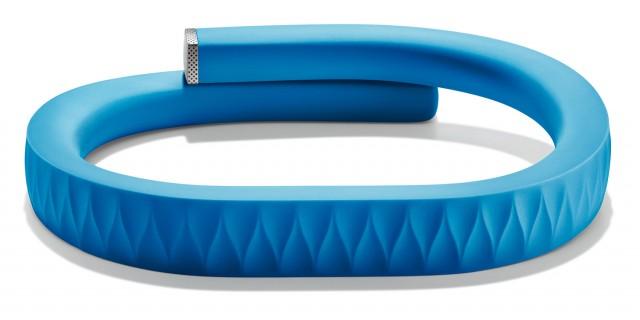 Jawbone Up 2.0 M (15,5-18 см) JBR06a-MD-EMEA - спортивный браслет-шагомер (Blue)