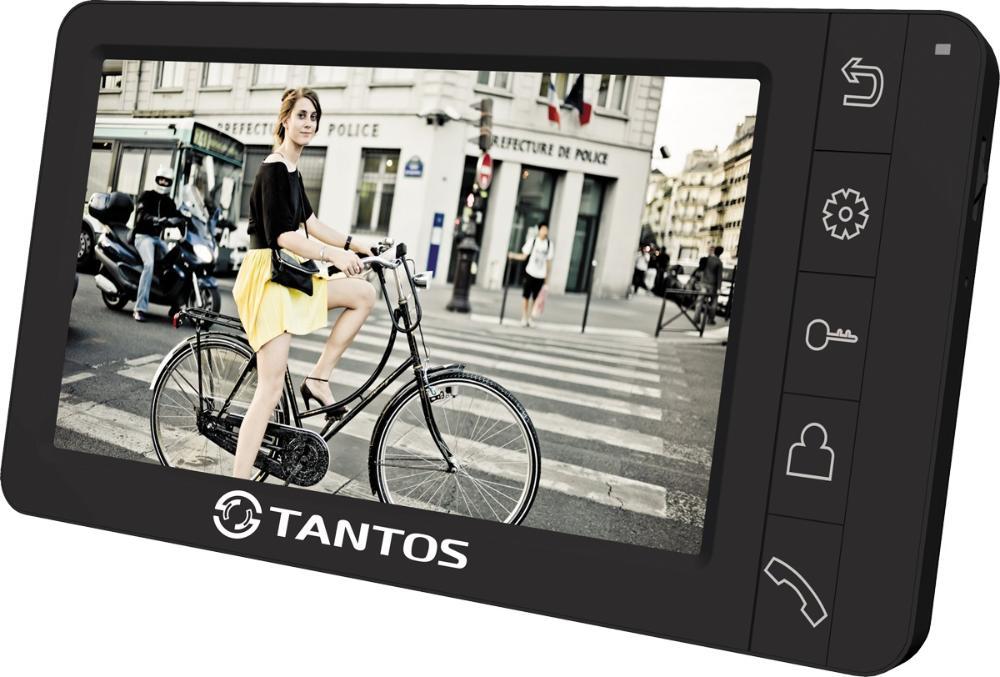 Tantos Amelie SD - видеодомофон (Black) Amelie - SD