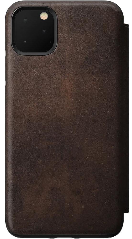 Чехол Nomad Rugged Folio (NM21WR0000) для iPhone 11 Pro (Rustic Brown)