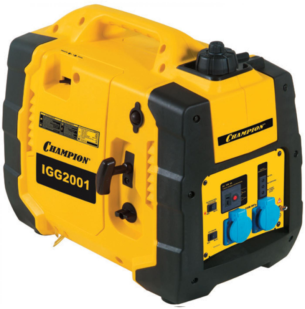 Champion IGG2001 - инверторный генератор (Yellow)