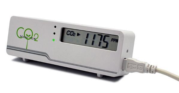 Даджет (MT8057) - детектор углекислого газа