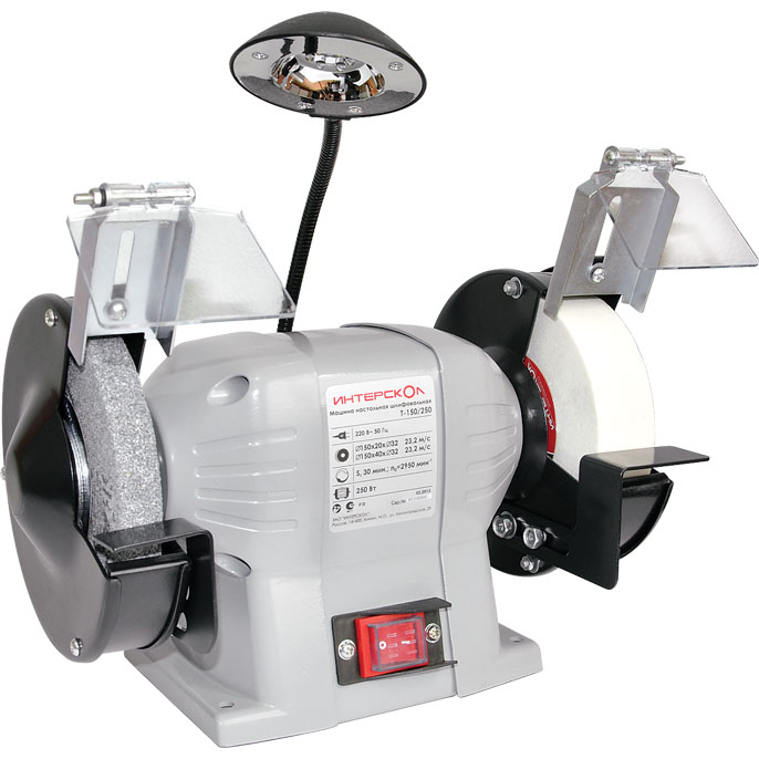 Электроточило Интерскол Т-150/250 (3030300100)