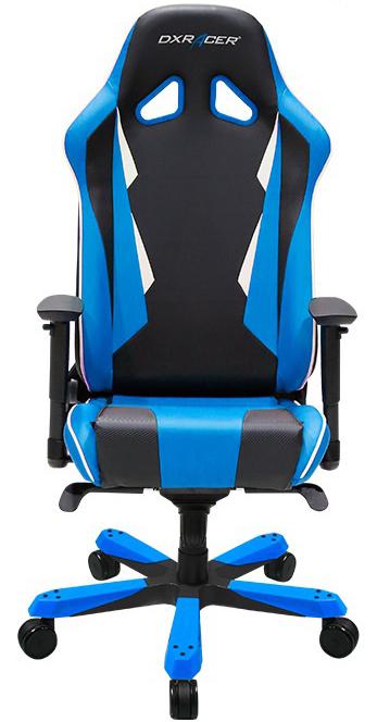 DXRacer Spacious OH/SK28/NB - компьютерное игровое кресло (Black/Blue)