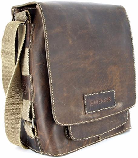 Wenger Arizona (W23-05Br) - сумка наплечная (Brown)