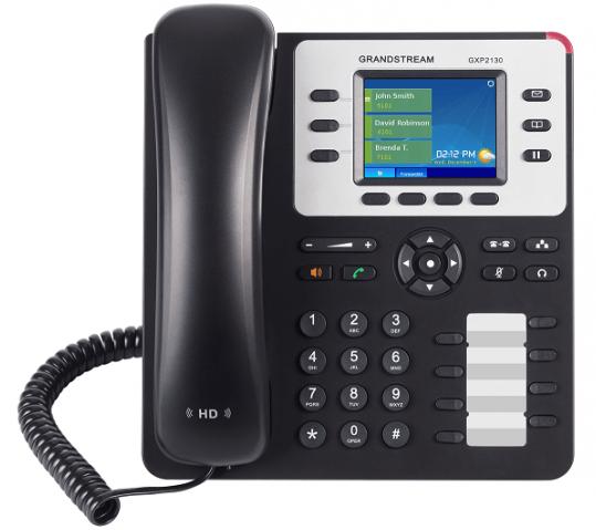 Grandstream GXP2130v2 - IP-телефон (Black)