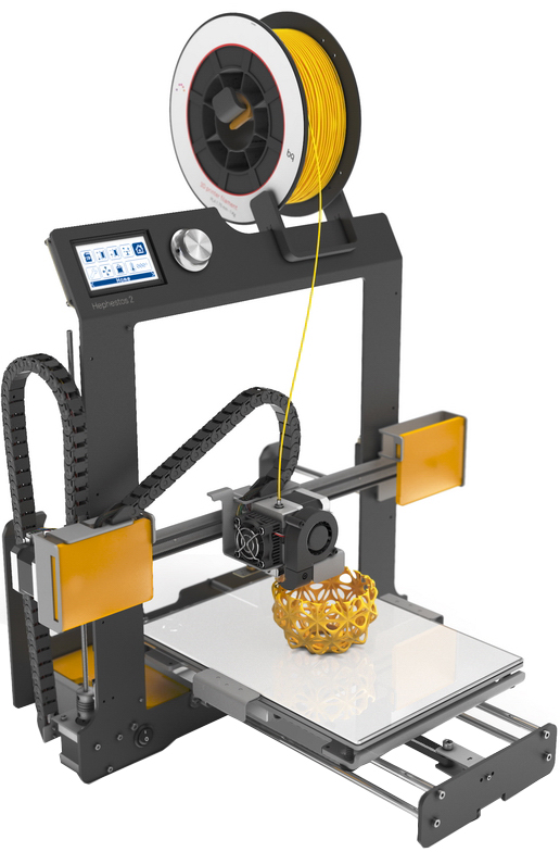 BQ Hephestos 2 (H000187) - 3D-принтер (Black) 3d принтер